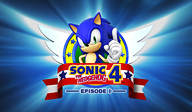 Sonic The Hedgehog 4 Episode I WiiWare cover (WSNP)