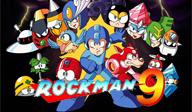 ロックマン9 野望の復活!! WiiWare cover (WR9J)