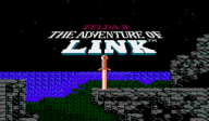 Zelda II: The Adventure of Link VC-NES cover (FA9E)