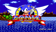 Sonic the Hedgehog VC-MD cover (MAHE)