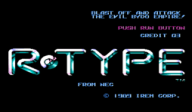 R-Type VC-PCE cover (PADE)