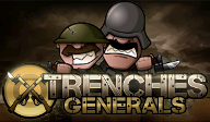 Trenches Generals WiiWare cover (WAHE)