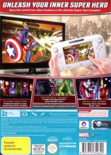Marvel Avengers: Battle for Earth WiiU cover (AMVP41)