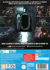 Resident Evil: Revelations pochette WiiU (ABHP08)