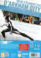 Batman Arkham City: Armoured Edition pochette WiiU (ABTPWR)