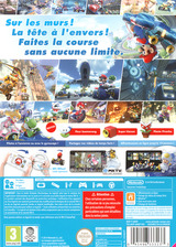 Mario Kart 8 pochette WiiU (AMKP01)