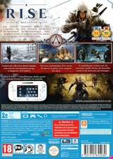 Assassin's Creed III pochette WiiU (ASSP41)