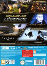 007 Legends pochette WiiU (ASVP52)