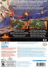 Disney Planes: Fire & Rescue WiiU cover (AFREVZ)