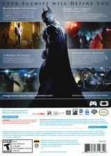 Batman: Arkham Origins WiiU cover (AZEEWR)