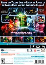 LEGO Batman 3: Beyond Gotham WiiU cover (BTMEWR)