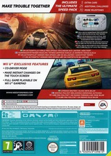 Need for Speed: Most Wanted U WiiU cover (ANSP69)