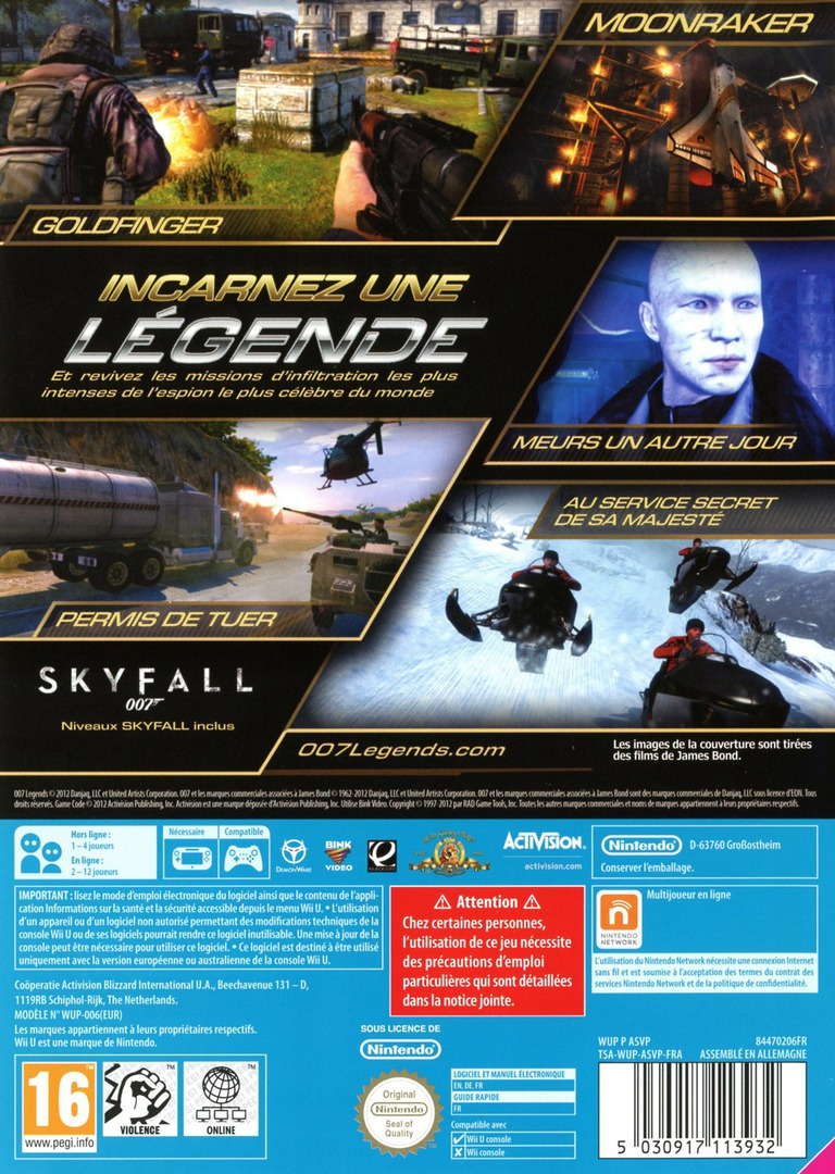 007 Legends WiiU backHQ (ASVP52)