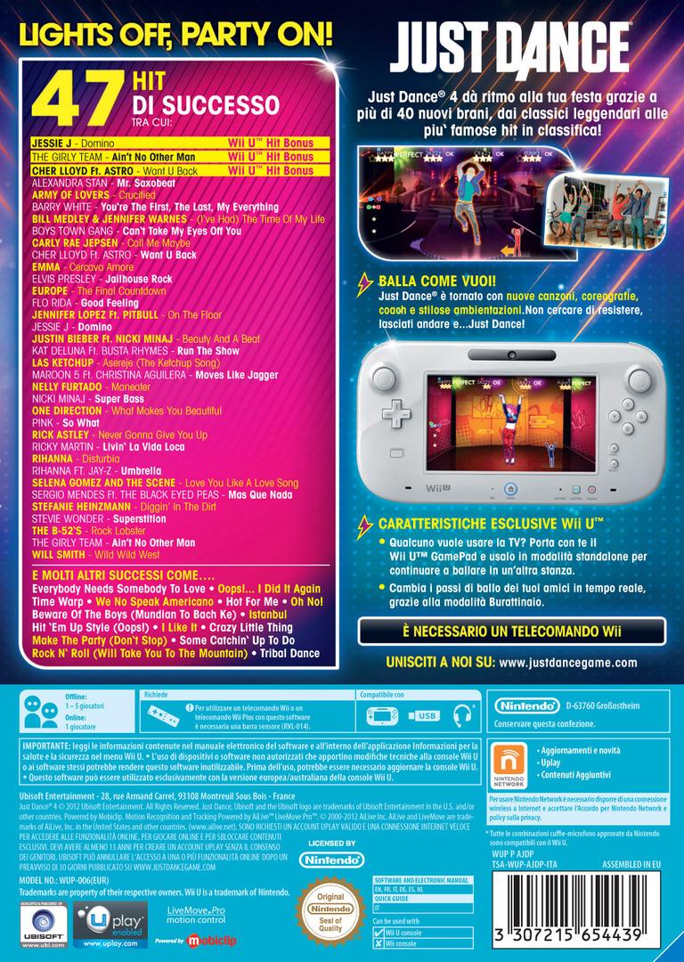 WiiU backHQ (AJDP41)