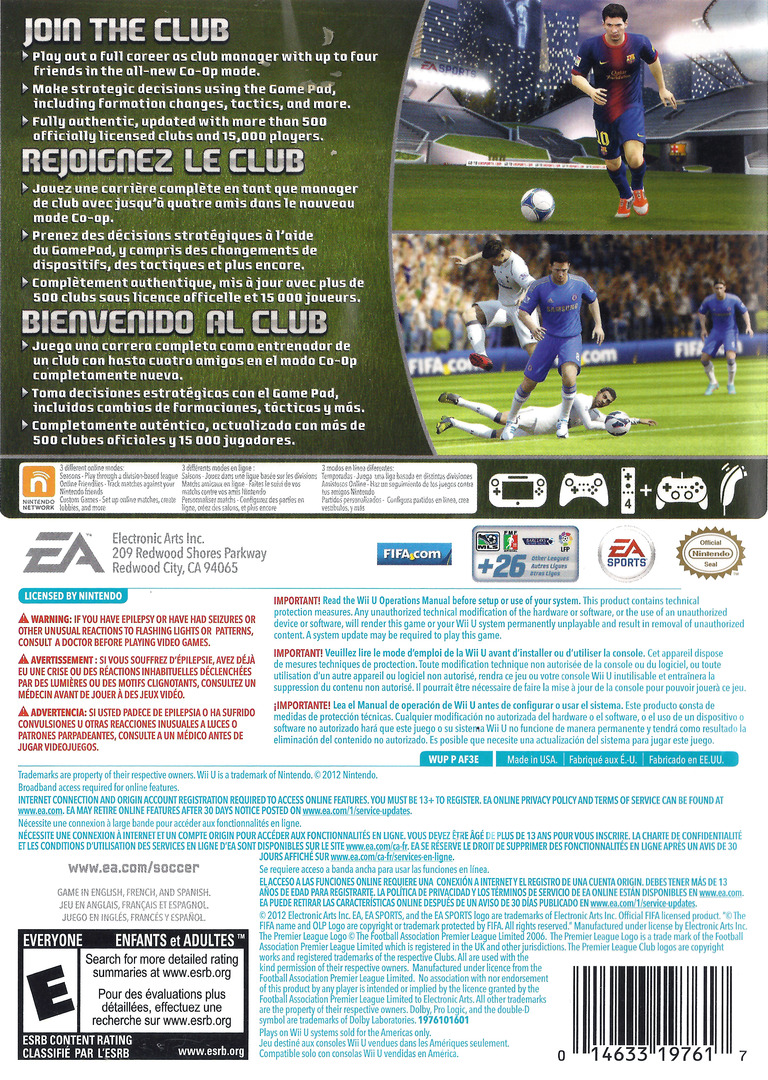 FIFA Soccer 13 WiiU backHQ (AF3E69)