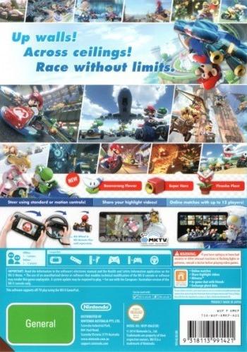 Mario Kart 8 Array backM (AMKP01)