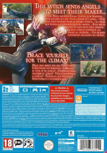 Bayonetta Array backM (AAFD01)