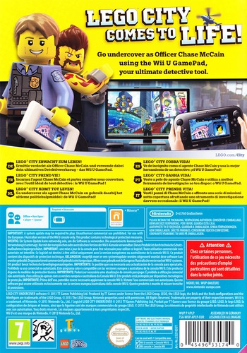 LEGO City Undercover WiiU backM (APLP01)