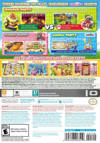 Mario Party 10 WiiU backM (ABAE01)