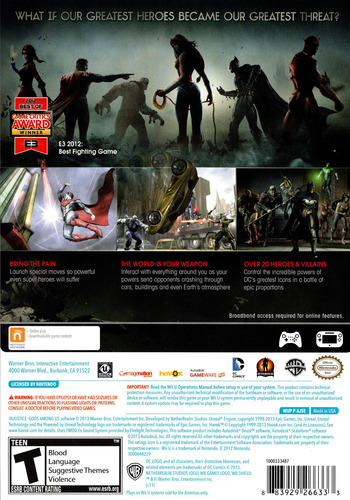 Injustice: Gods Among Us WiiU backM (AJSEWR)