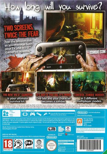ZombiU WiiU backMB (AZUP41)