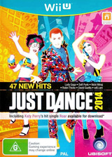 Just Dance 2014 WiiU cover (AJ5P41)