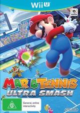 Mario Tennis: Ultra Smash WiiU cover (AVXP01)