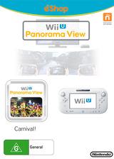 Wii U Panorama View: Carnival! eShop cover (WBRP)