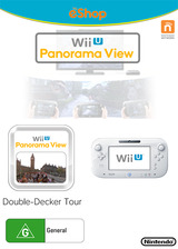 Wii U Panorama View: Double-Decker Tour eShop cover (WLNP)