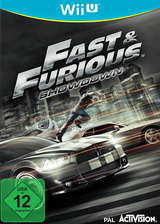 Fast and Furious: Showdown WiiU cover (AF6P52)