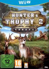 Hunter's Trophy 2 - Europa WiiU cover (AH5PNK)