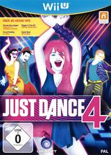 Just Dance 4 WiiU cover (AJDP41)