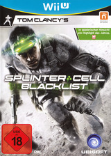 Tom Clancy's Splinter Cell Blacklist WiiU cover (AS9P41)