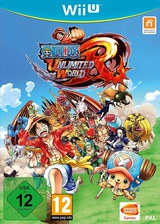 One Piece: Unlimited World Red WiiU cover (AUNPAF)