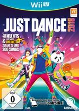 Just Dance 2018 WiiU cover (BJ8P41)