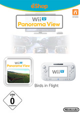 Wii U Panorama View: Birds in Flight eShop cover (WETP)