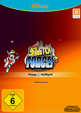 Mighty Switch Force! 2 eShop cover (WM2P)
