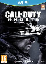 Call of Duty: Ghosts WiiU cover (ACPI52)