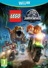 LEGO Jurassic World WiiU cover (ALJPWR)