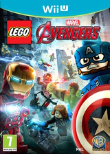 LEGO Marvel's Avengers WiiU cover (ALRPWR)
