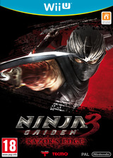 Ninja Gaiden 3: Razor's Edge WiiU cover (ANGP01)