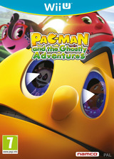 Pac-Man and the Ghostly Adventures WiiU cover (APCPAF)