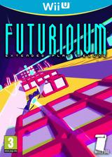 Futuridium EP Deluxe eShop cover (BEPP)