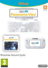 Wii U Panorama View: Rickshaw Around Kyoto eShop cover (WKYP)