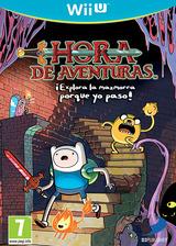 Hora de Aventuras: ¡Explora la mazmorra porque yo paso! WiiU cover (ADVPAF)