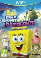Bob Esponja: La Venganza de Plankton WiiU cover (AS5P52)