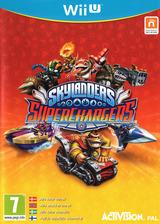 Skylanders: SuperChargers WiiU cover (BS5P52)