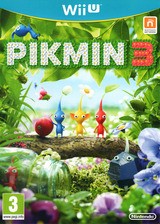 Pikmin 3 pochette WiiU (AC3P01)