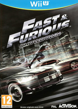 Fast and Furious: Showdown pochette WiiU (AF6P52)