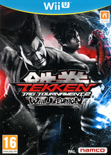 Tekken: Tag Tournament 2 pochette WiiU (AKNPAF)